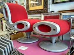 Moroso Gluon Chair by Newson