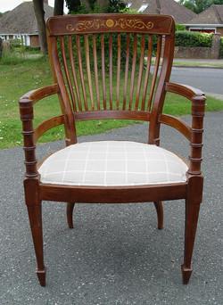 Godwin Peddle Chair