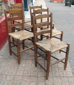 Gordon Russell Cotswold Chairs Ca. 1920-25