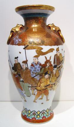 Superb 19th Century Satsuma Vase
