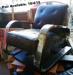 Steel Tank Chairs