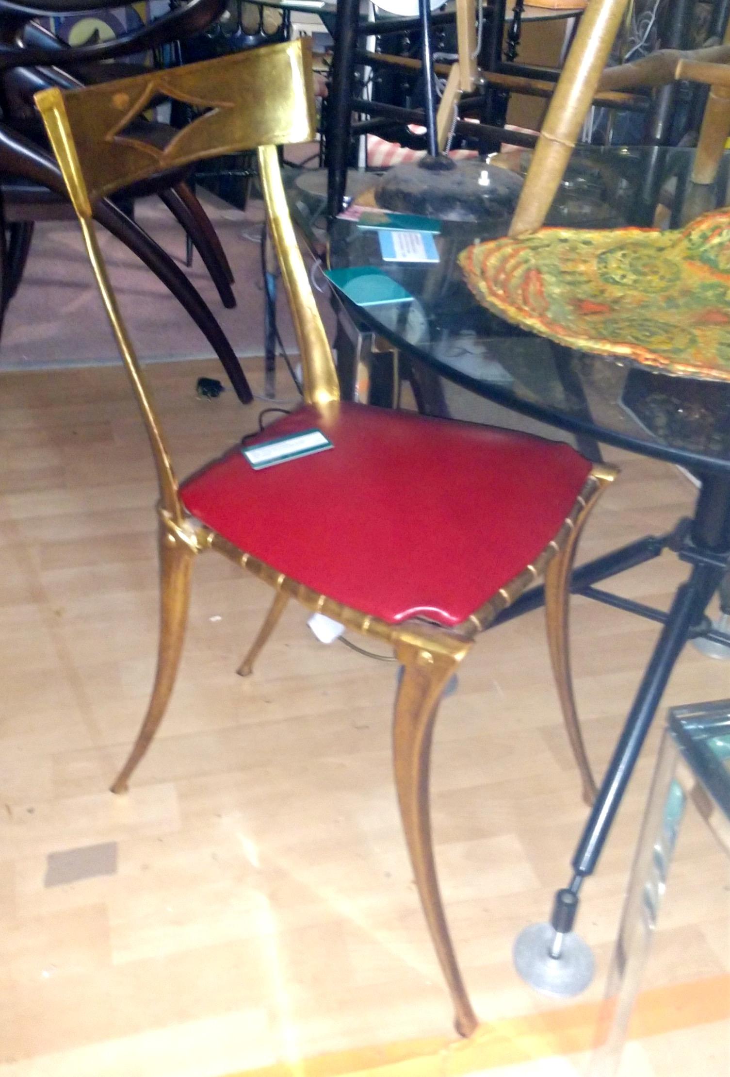 Palladio Hollywood Regency Chair