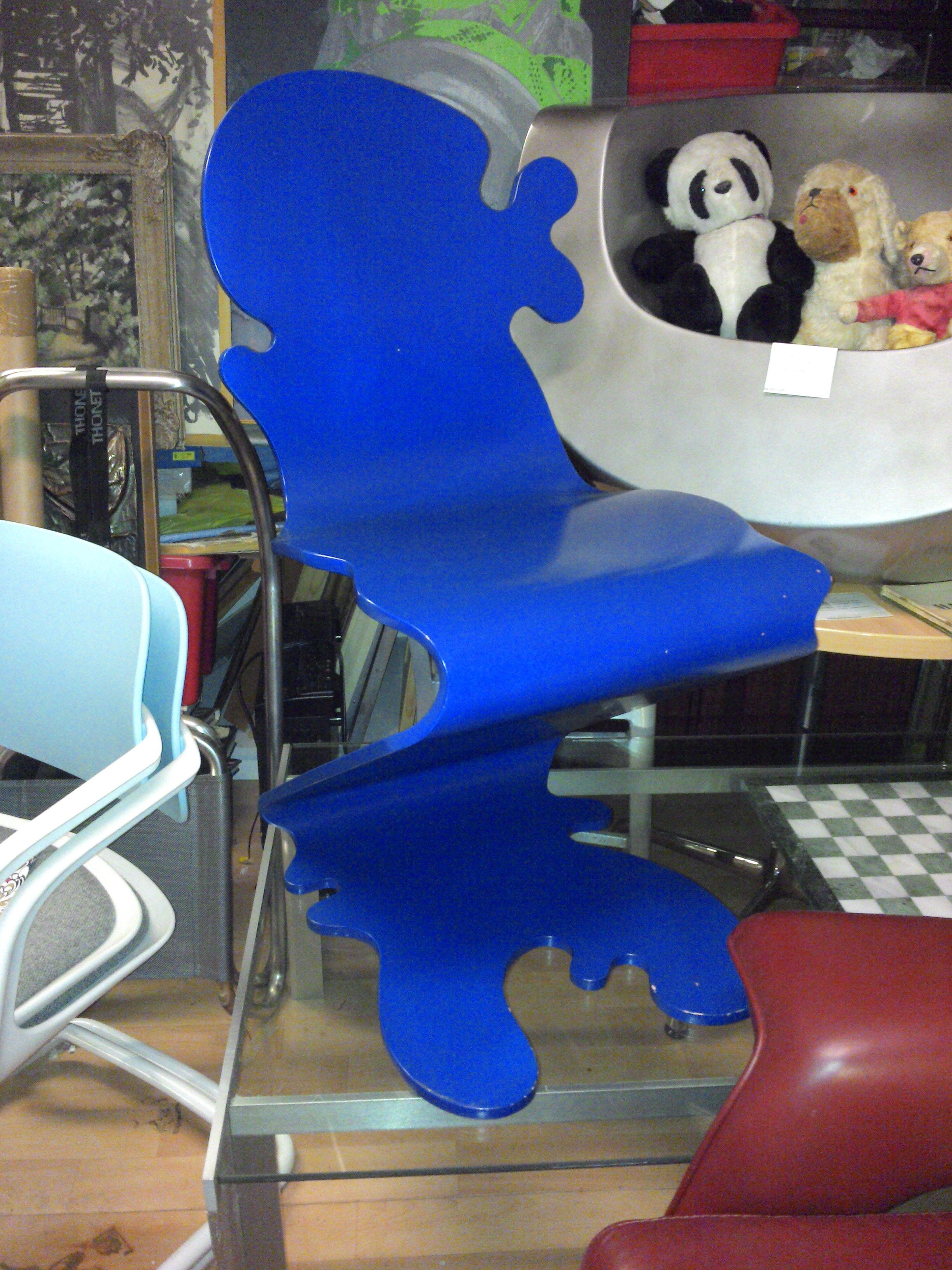 Pantonic Chair by Verner Panton