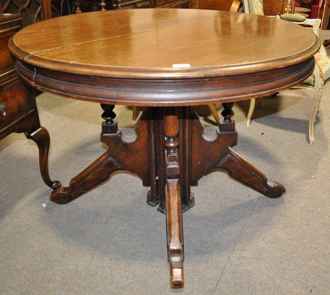 Aesthetic Patent Extending Table