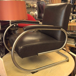 Pair of TUBAX chairs