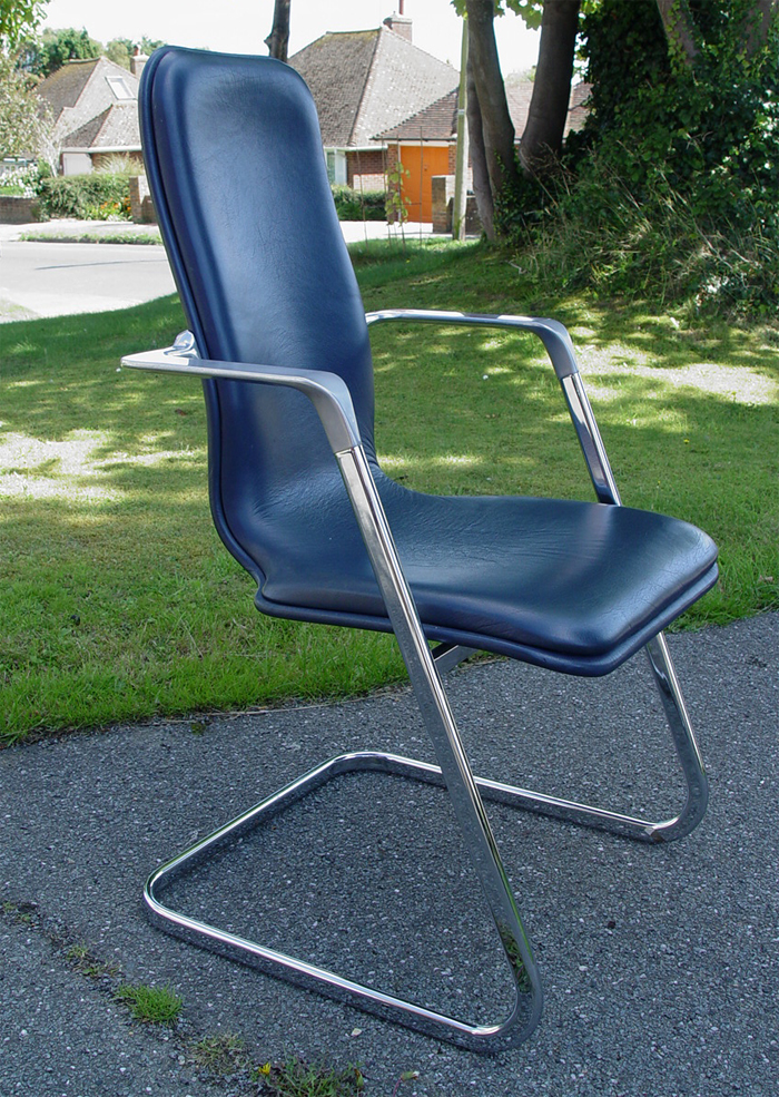Hille Supporto High Back Chair