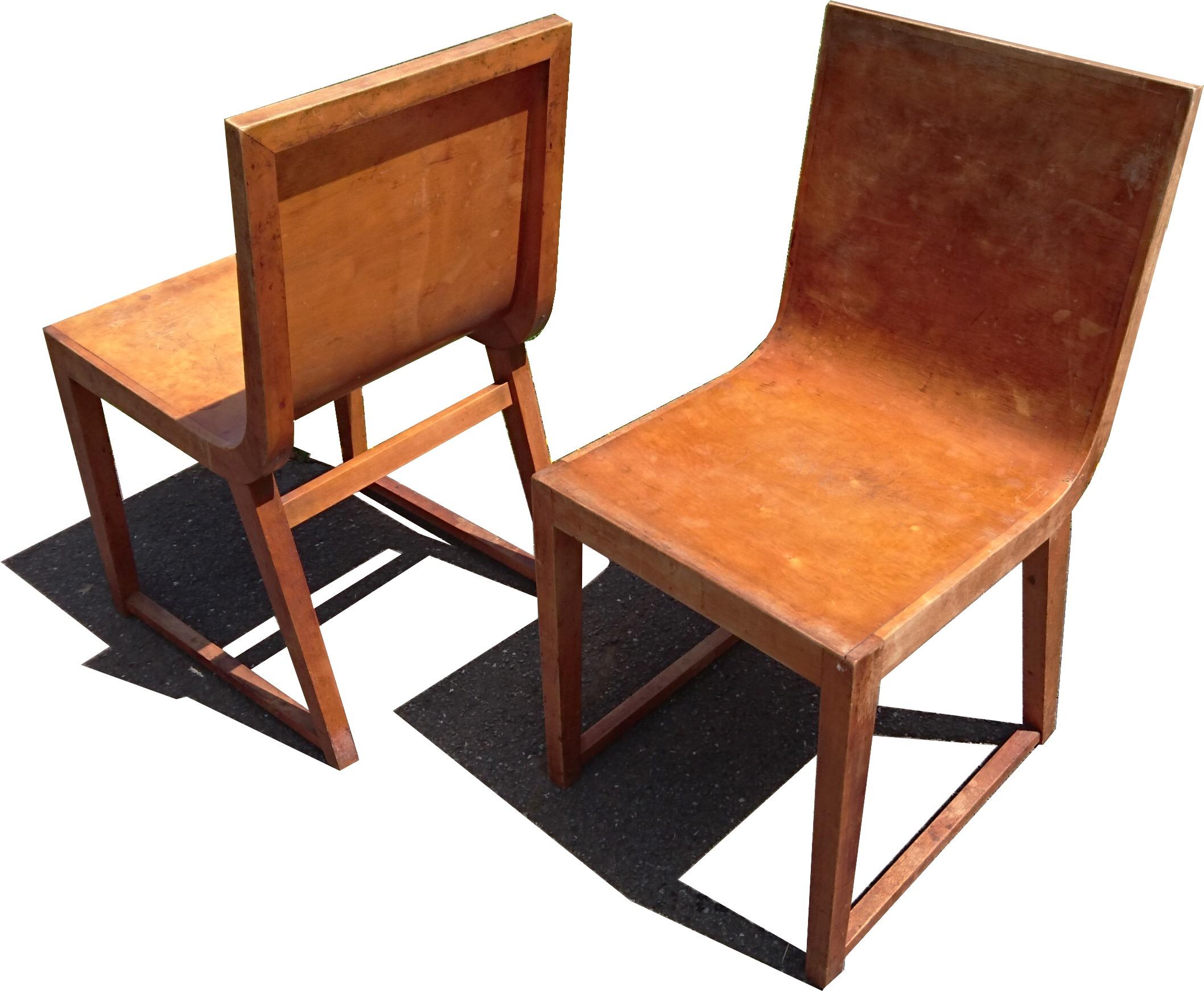 Finnish Modernist Chairs