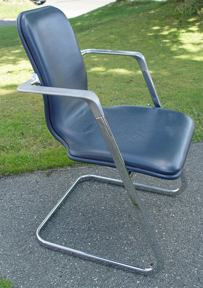 Hille Supporto Low Back Chair