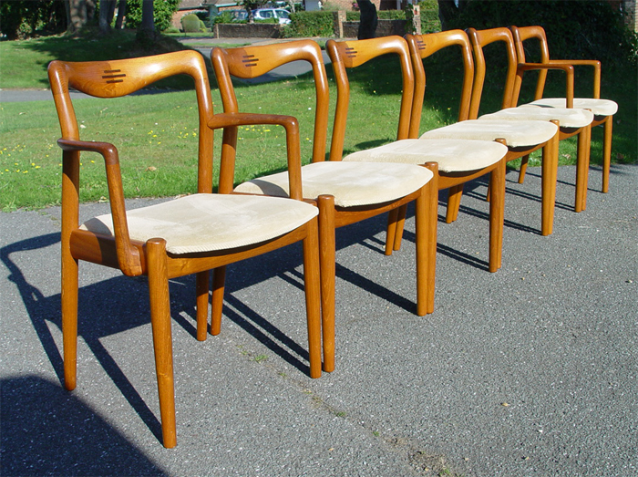 Danish Vamo Chairs