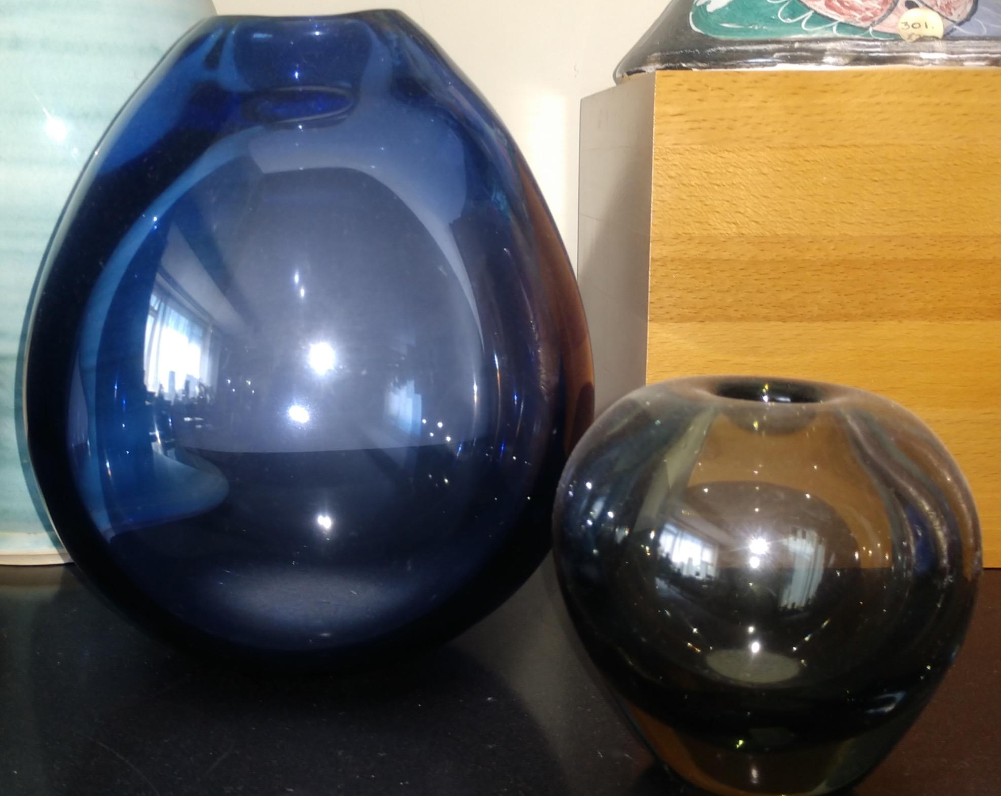 Holmegaard Vases by Per Lutken
