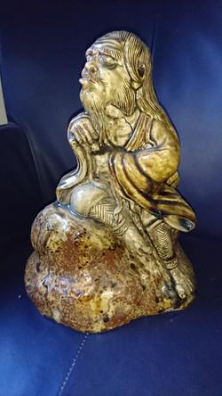 Japanese ceramic sculpture