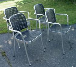 Magistretti Silver Chairs by De Padova.jpg