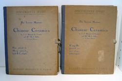 Chinese Ceramics Louvre Museum 1922