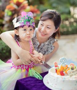 Natalie   24m birthday party