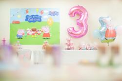 Katelyn   3rd birthday party