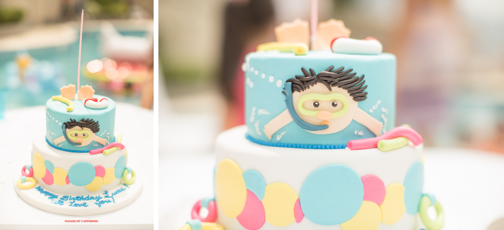 Lucas | 1st birthday party