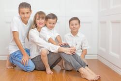 Celis   family portrait