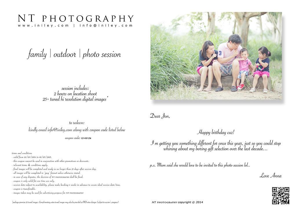 hong kong family photography gift card newborn portrait