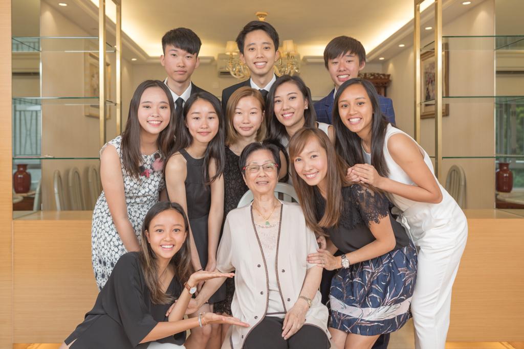 Judy | family
