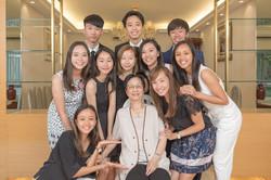 Judy   family