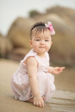 Little Isabelle   11m