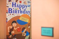 Sebastian   4th birthday party