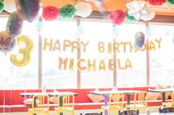 Michaela   3rd birthday