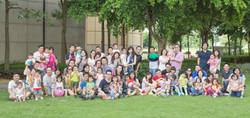 LHPNE graduation outdoor session