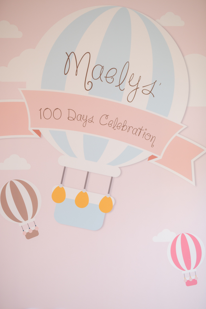 Maelys | 100 days party