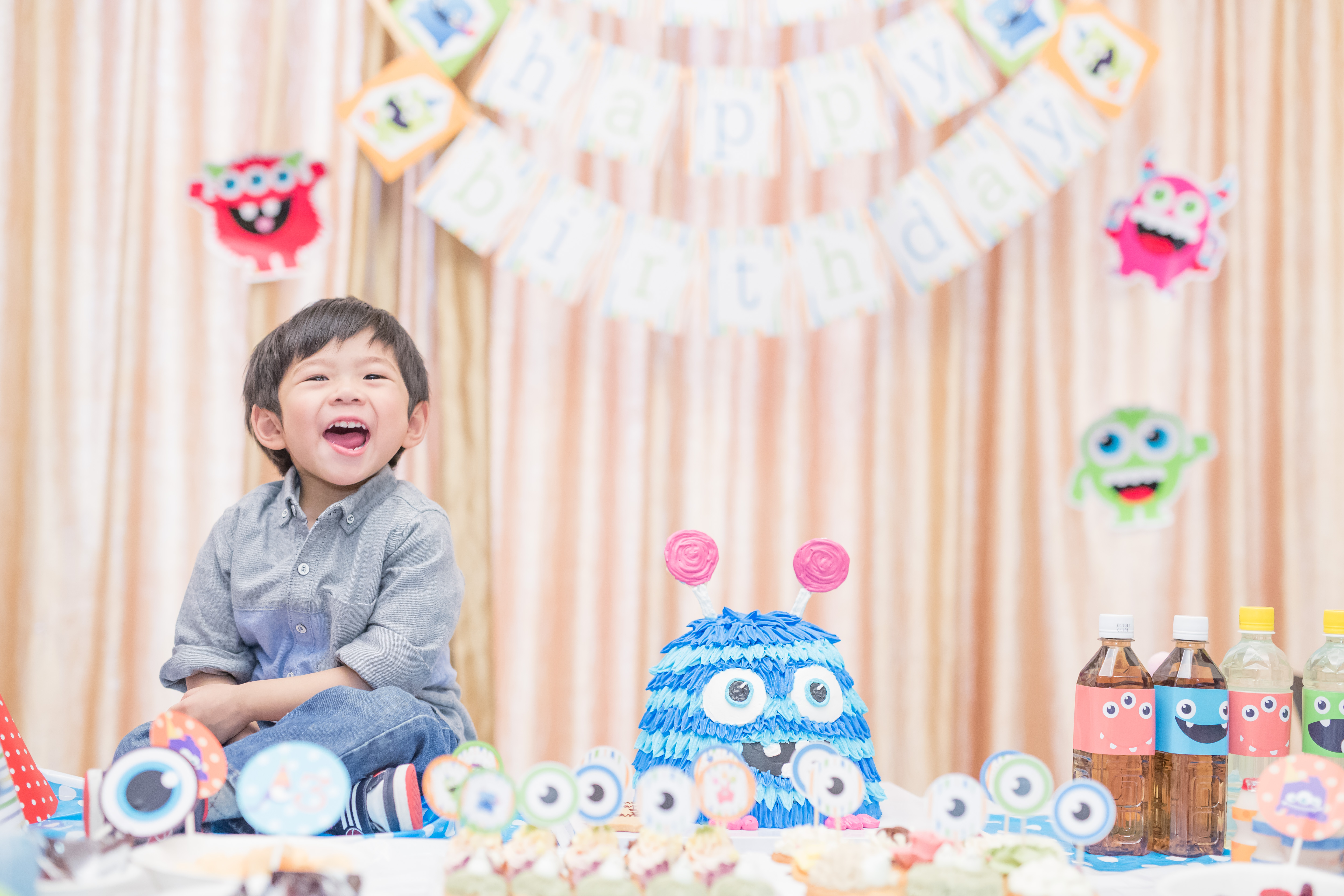 Ernest | 3rd birthday party
