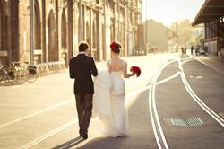 Manda & Jason   wedding day