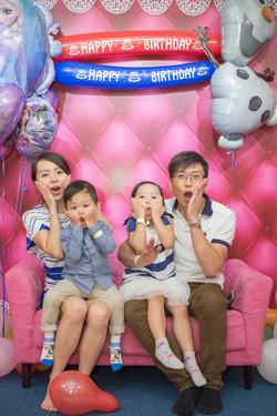 Chantelle's birthday party   4yrs