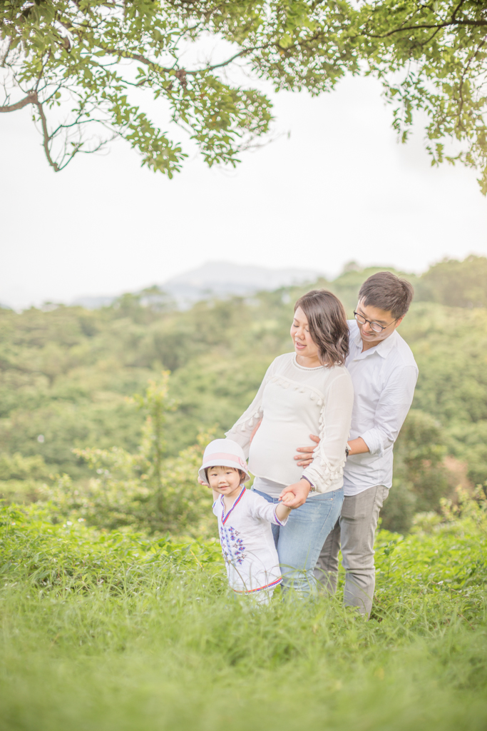 Eunice | outdoor maternity