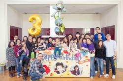 Lucas   birthday party