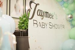 Jaymee   baby shower