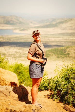 Georgia Viewpoint Pilanesberg