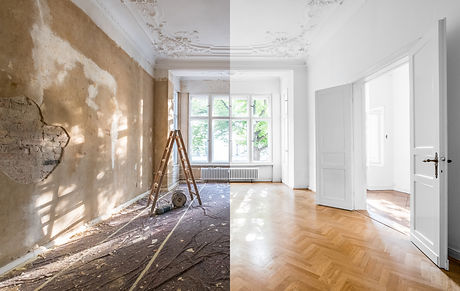 renovation apartment before and after re