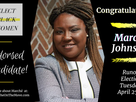 Elect Black Women PAC is Proud to Endorse Cassandra and Mary!