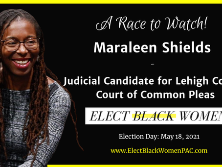 Highlight the Bench of Elect Black Women PAC Judicial Candidates