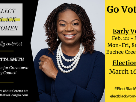 Elect Black Women PAC is Focused on Growing the Bench