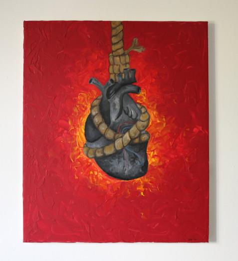 'Hangin Heart'
