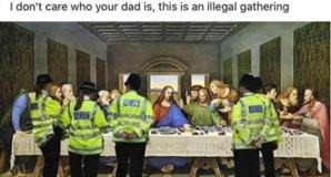 Illegal Gathering