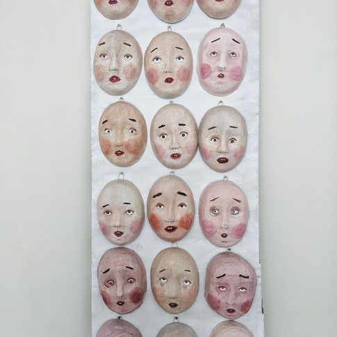 Mask mood board