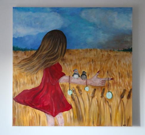 'Bird Lady'