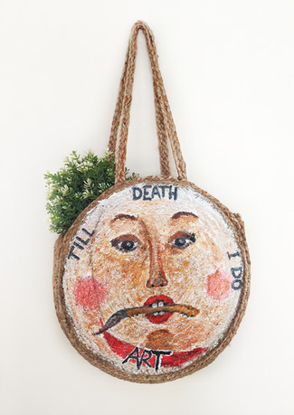 'Till Death I Do Art'