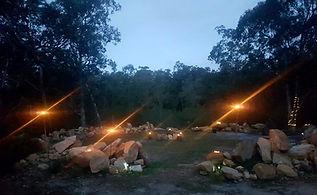 Stone Healing Circle