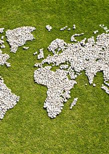 Mapa en Grass