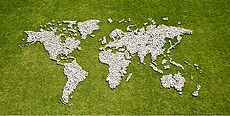 Mappa in Grass