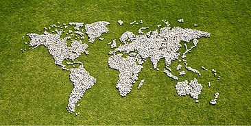 Carte monde Terre