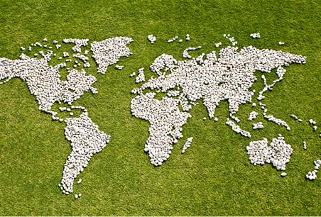 社会 世界の大陸